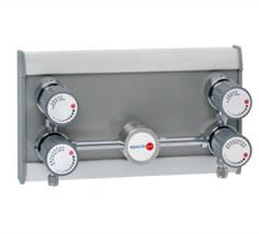 Pannello di alta pressione BM50-2 Image